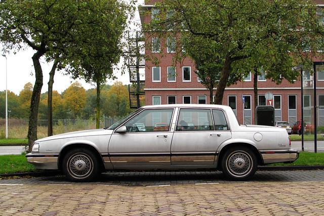 1985 Buick Electra Park Avenue 3.8 V6