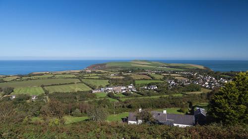 Dinas Head, Pembrokeshire