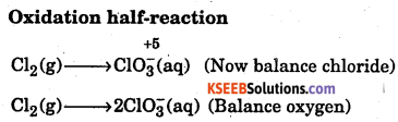 1st PUC Chemistry Question Bank Chapter 8 Redox Reactions - 81