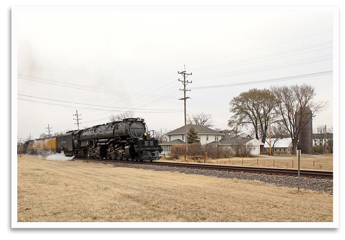 unionpacific bigboy up4014 kingofsteam steamengine locomotive 4884 greatraceacrossthesouthwest chargeacrosskansas vintage classic historic restored preserved kansas junctioncity farm