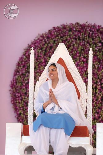 Her Holiness Satguru Mata Ji
