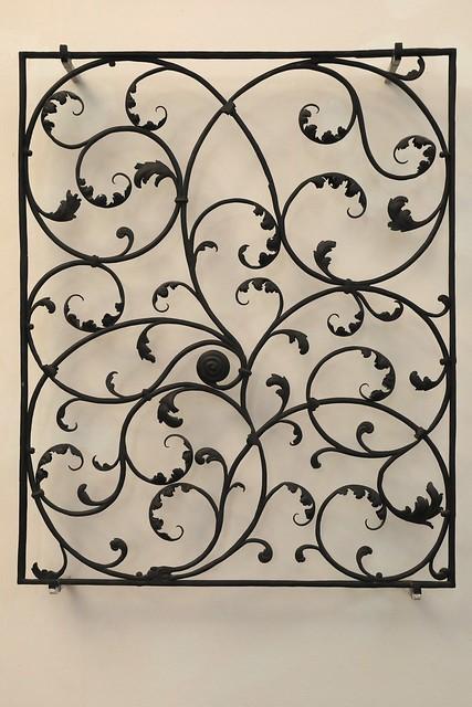 Wrought Iron Panel (18th century)