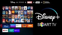 Descargar Disney Plus para Smart TV