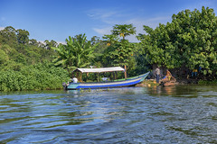 Lake Viktoria/Sources of the Nile at Jinja