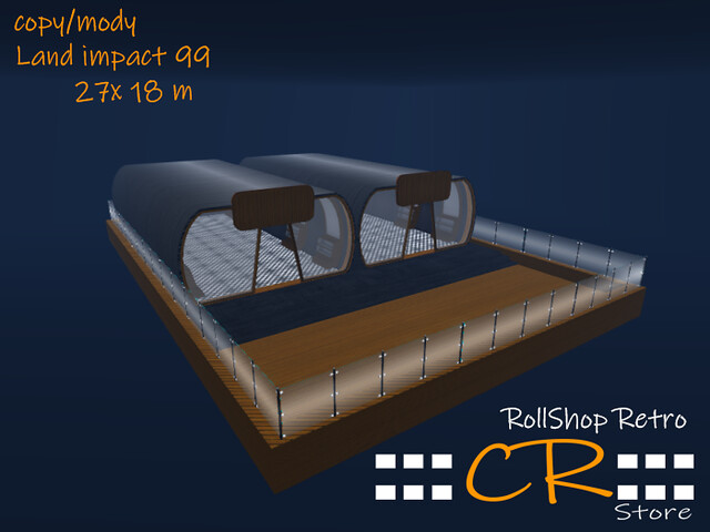 :::CR::: – RollShop Retro 27x18m SALE-50%