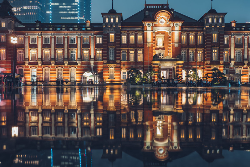 東京車站|Tokyo station