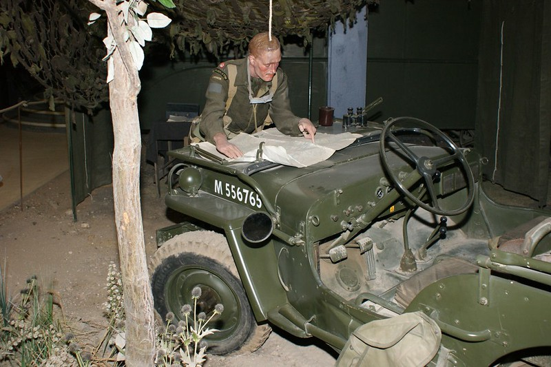 Willys Jeep MB 1