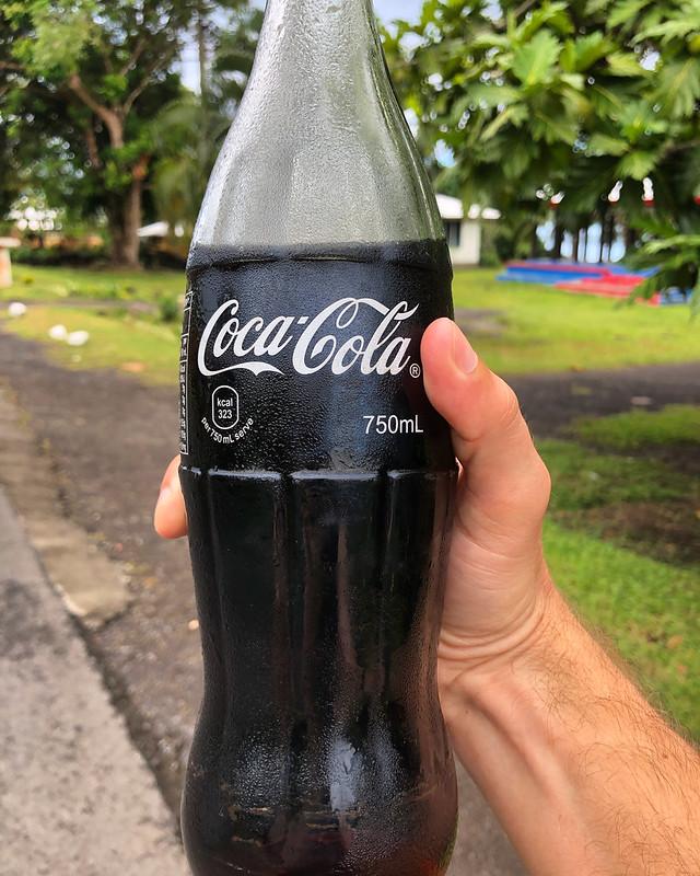Два Самоа в идеальный шторм