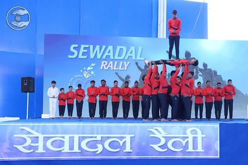 A skit - Hukam Ki Sewa, Jaipur RJ