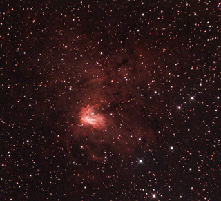 Fossil Footprint Nebula