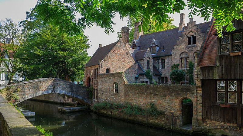 best places to visit in bruges