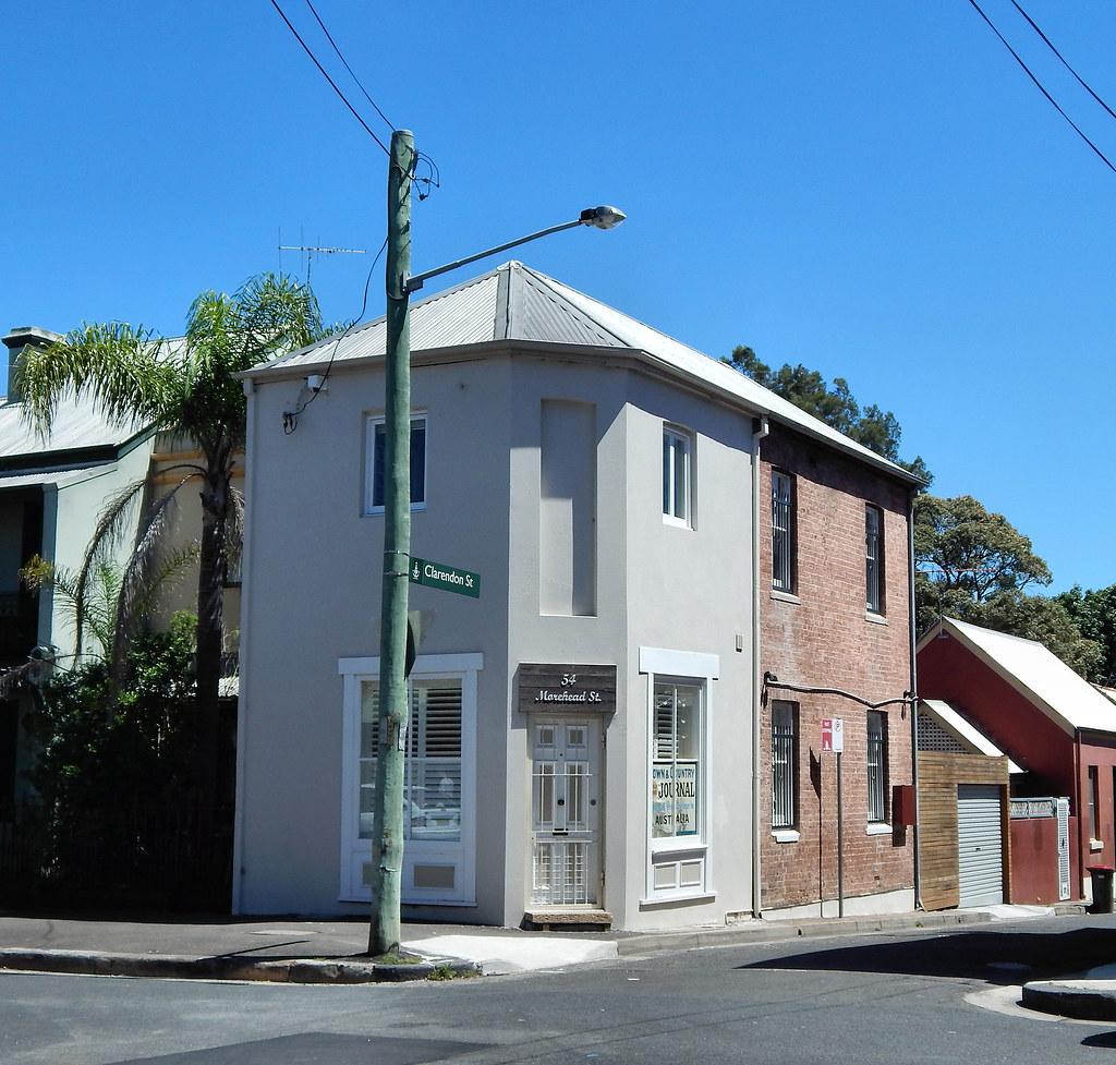 Former Shop, Waterloo, Sydney, NSW.