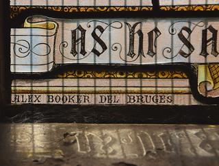 Alex Booker del Bruges