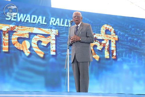 VD Nagpal Ji, Member Incharge Sewa Dal