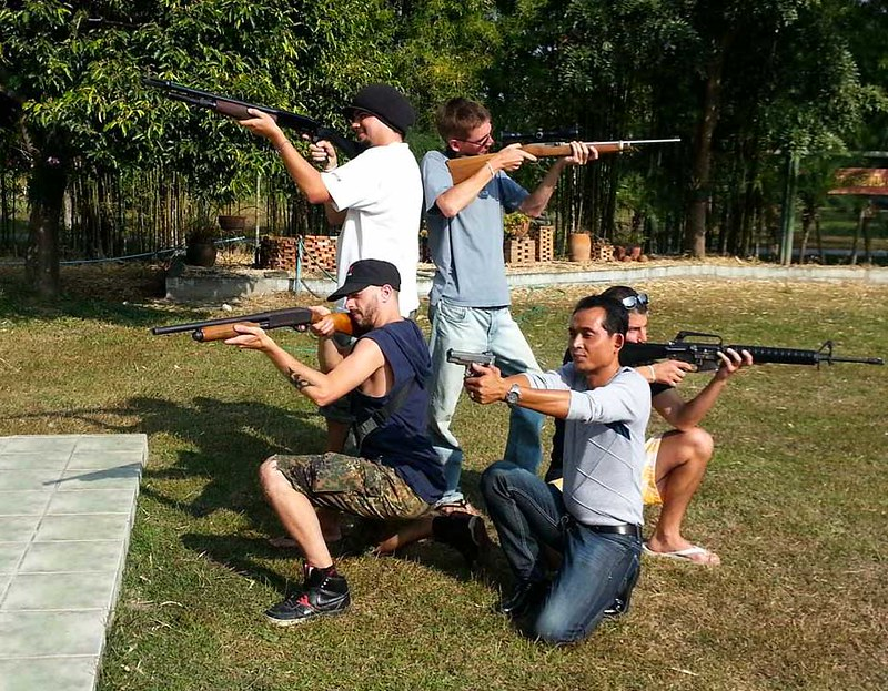Shooting Club Chiang Mai (Thailand) – Brochures, Info, Price & Travellers Reviews