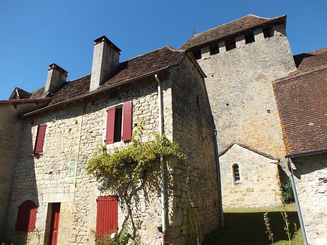 Saint-Martin-de-Vers - Église Saint-Martin (bourg)
