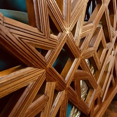 Nice wood work #rickscafecasablanca #rickscafe #morocco