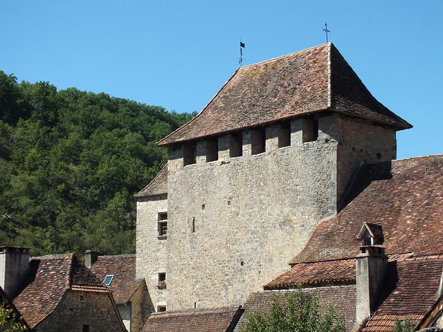 [275-011] Saint-Martin-de-Vers - Église Saint-Martin (bourg)
