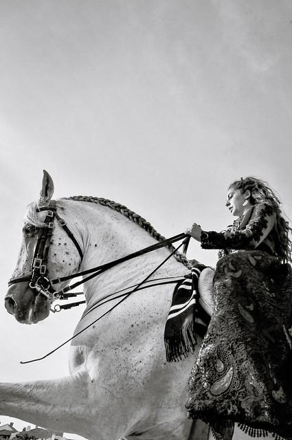 France - St Marie de la mer - Fête du cheval