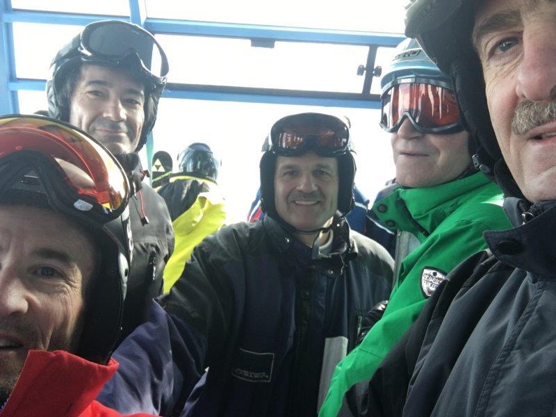 Skiwochenende 2018