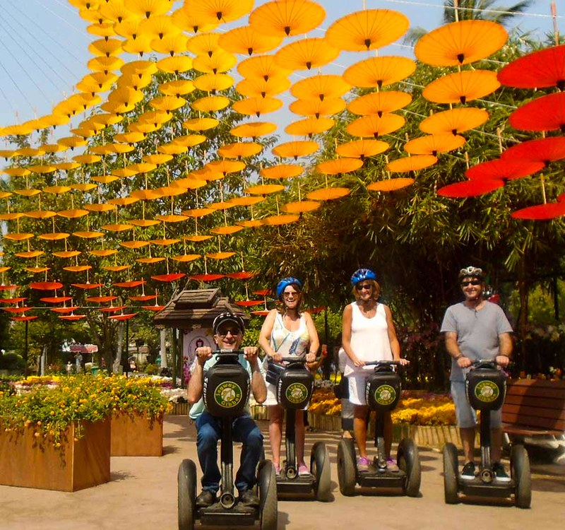 Segway Gibbon (Chiang Mai, Thailand) – Brochures, Info, Price & Travellers Reviews