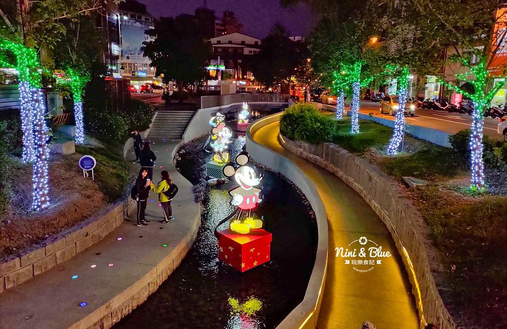 2019台中耶誕夢想世界.綠川水岸廊道28