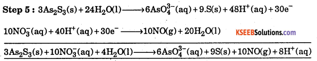 1st PUC Chemistry Question Bank Chapter 8 Redox Reactions - 104