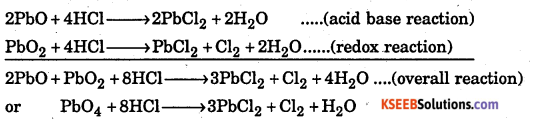 1st PUC Chemistry Question Bank Chapter 8 Redox Reactions - 73