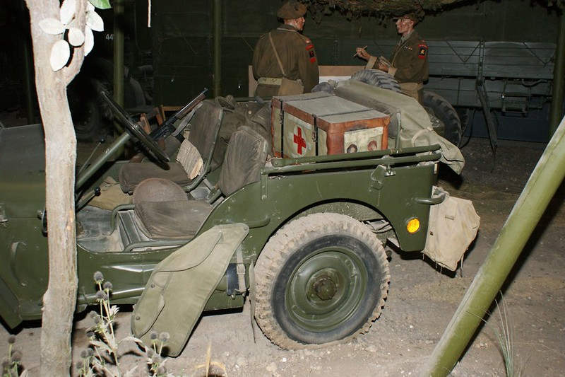 Willys MB Jeep 2