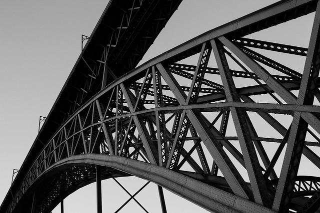 Ponte Dom Luiz I, Porto