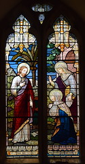 Christ with Martha and Mary (Alex Booker of Bruges)