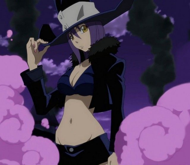 Soul Eater Blair The Sexy Cat Witch