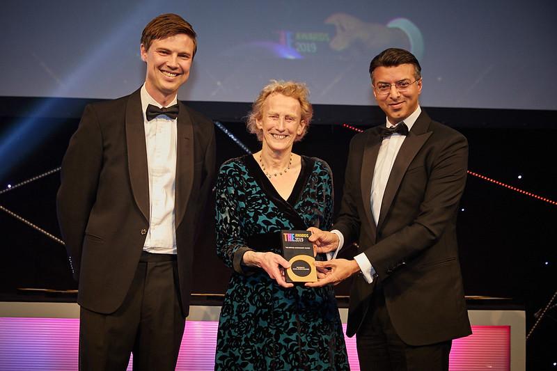 THE Lifetime Achievement Award