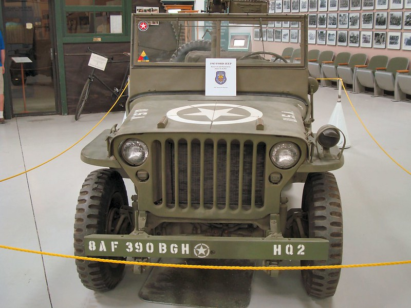 Willys MB Jeep 23