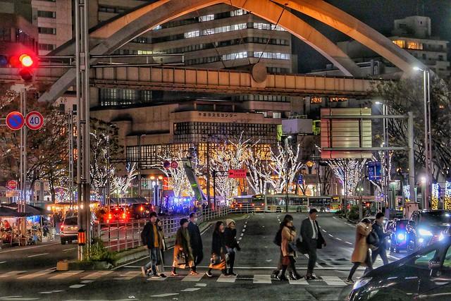 YORU MACHI Chiba 2019