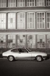 Ford Capri Mk3
