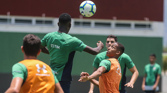 Treino do Fluminense - 30/11/2019