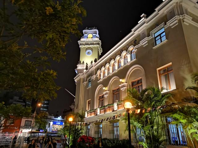 Municipalidad de Miraflores, Lima