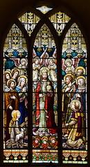 Christ in Majesty (Alex Booker of Bruges)