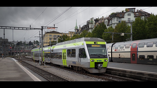 Lucerne RABe 525