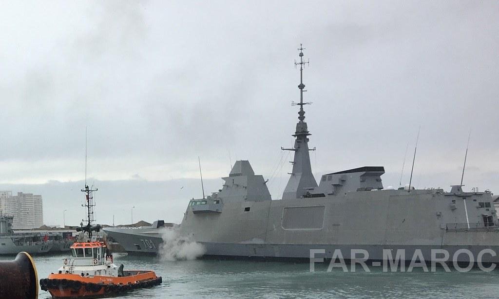 Royal Moroccan Navy FREMM Frigate / FREMM Marocaine - Mohammed VI - Page 13 49146824842_f3fc76fdf0_b