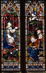 Gethsemane (Clayton & Bell, 1880s)