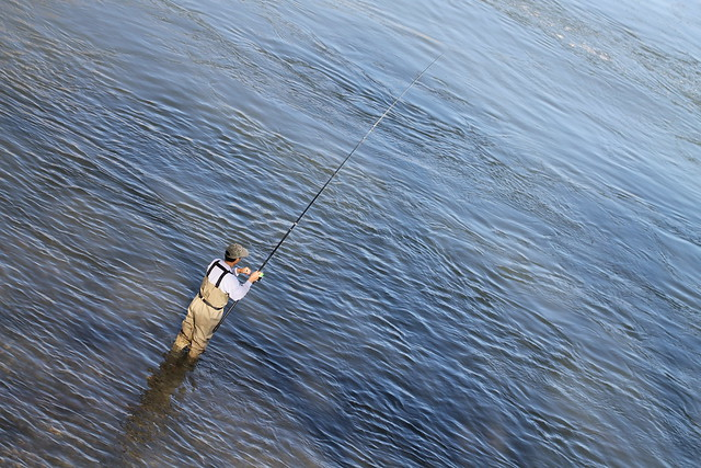 fishing the Susquehanna River