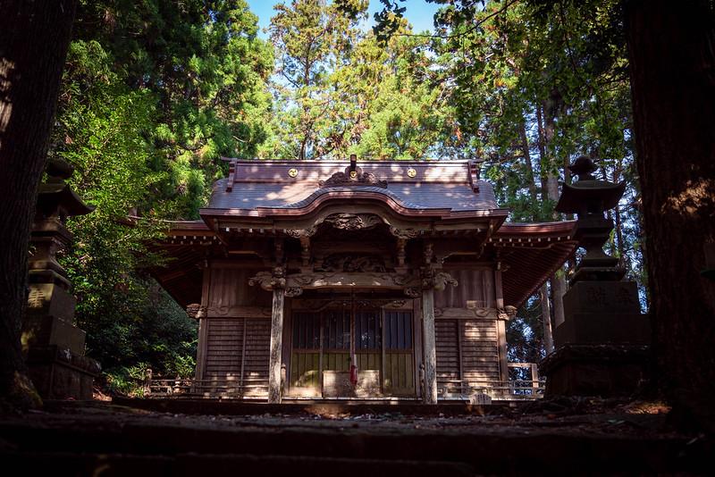 鐘ヶ嶽の浅間神社