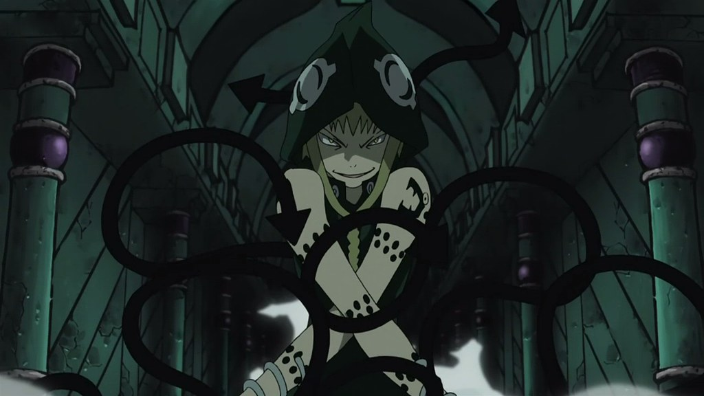 Soul Eater Medusa The Snake Witch