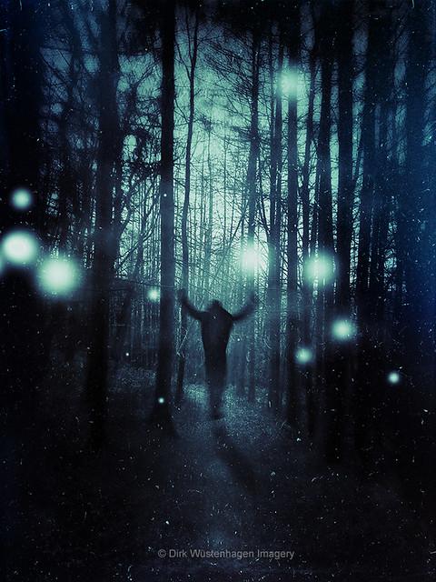 magic in dark spaces II