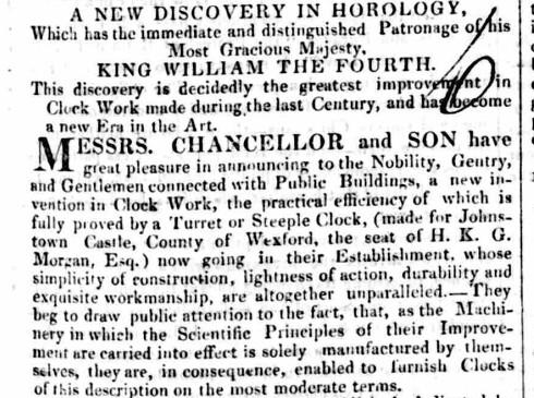 Warder and Dublin Weekly Mail - Saturday 13 July 1833