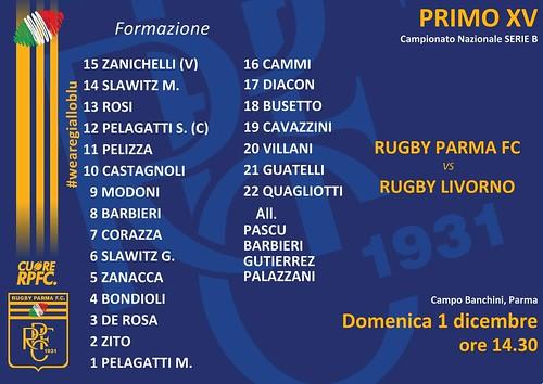 RPFC vs Livorno 01.12.19