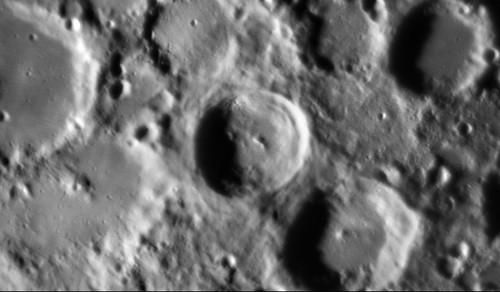 Werner Crater (high contrast crop) 18/11/2019 08:14