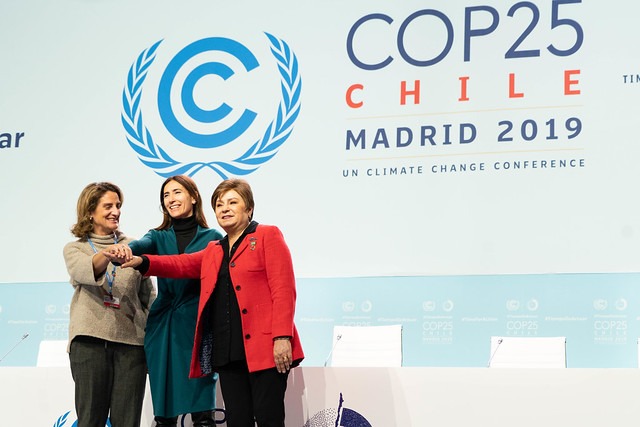 UN Climate Change Conference – December 2019